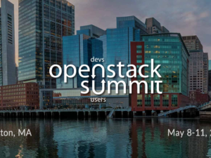 Join Karthik at OpenStack Summit Boston
