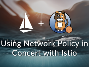 Using Network Policy in Concert with Istio Part 2