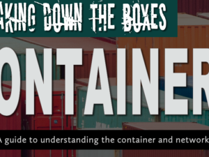 Breaking Down the Boxes: Containers